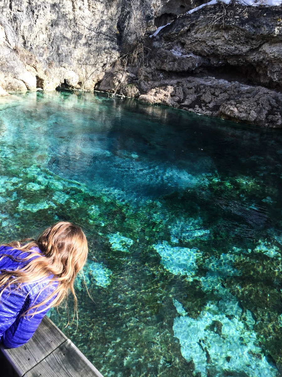 Cave and Basin (Nature Walk) - Leah Tyler-Szucki